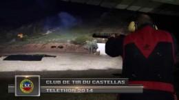 Téléthon 2014 – Club de Tir du Castellas