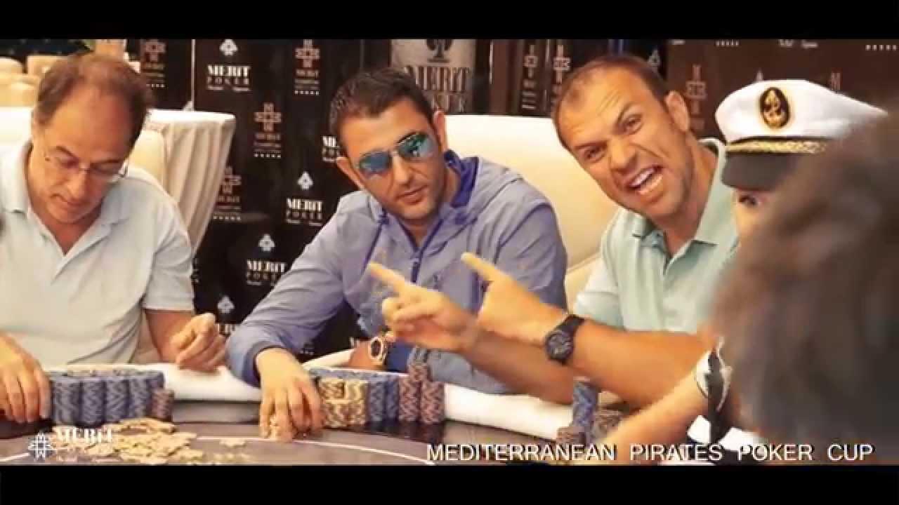 Mediterranean Pirates Poker Cup «Main Event Final Day»
