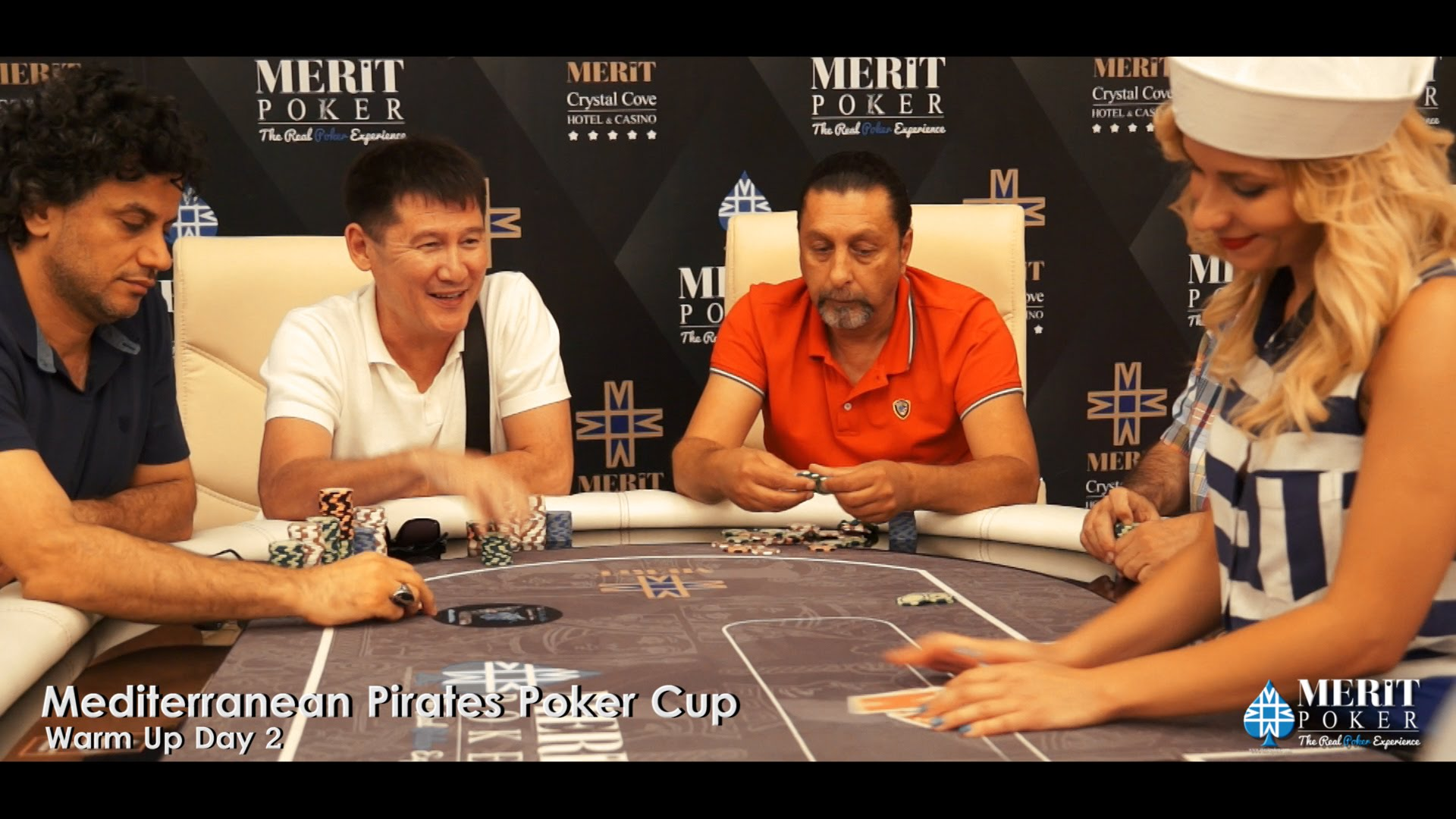 Mediterranean PIRATES Poker Cup «WARM UP»