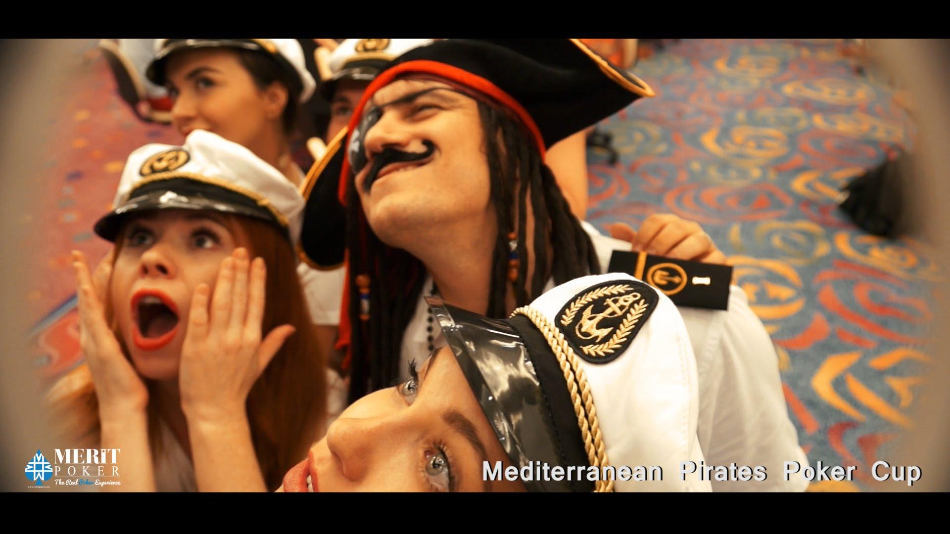 Mediterranean Pirates Poker Cup «CRAZY PIRATES»