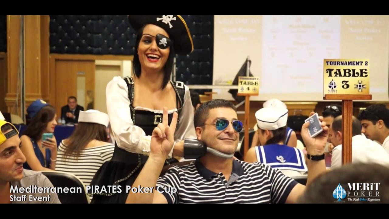 Mediterranean Pirates Poker Cup « Staff Event »
