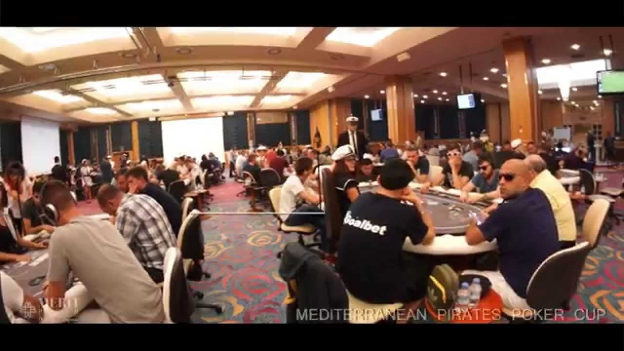 Mediterranean Pirates Poker Cup «Main Event»