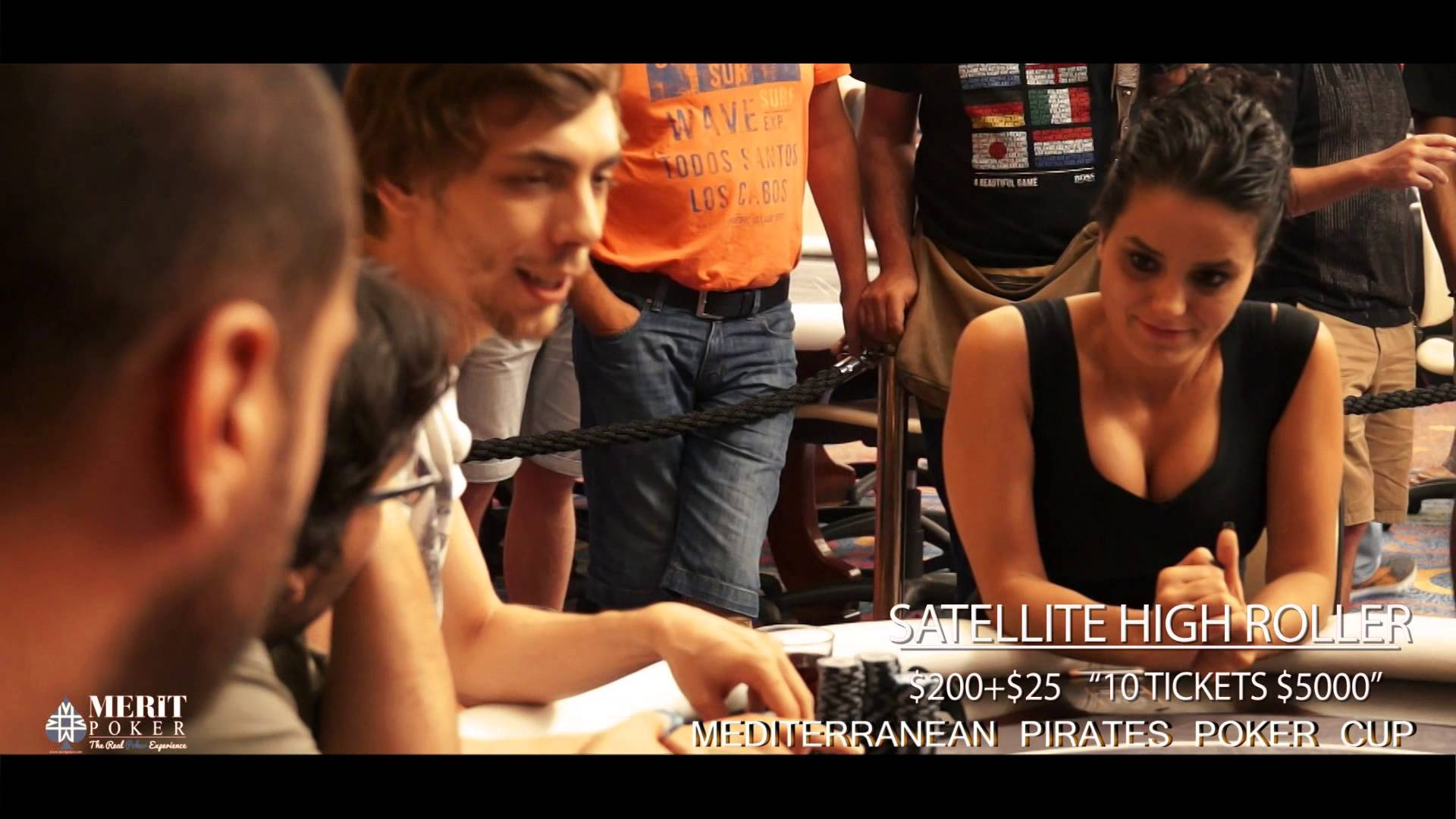 Mediterranean Pirates Poker Cup «Satellite High Roller»