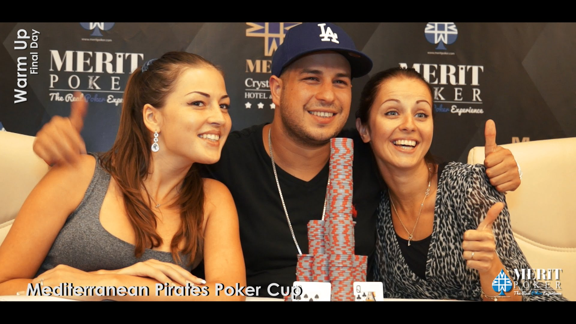 Mediterranean Pirates Poker Cup «Final Table Warm Up»