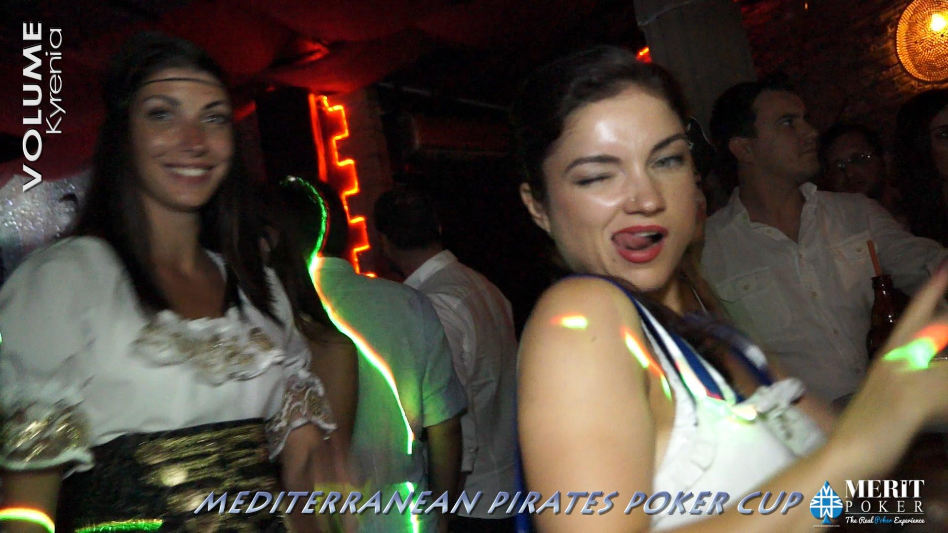 Mediterranean Pirates Poker Cup «VOLUME NIGHT»
