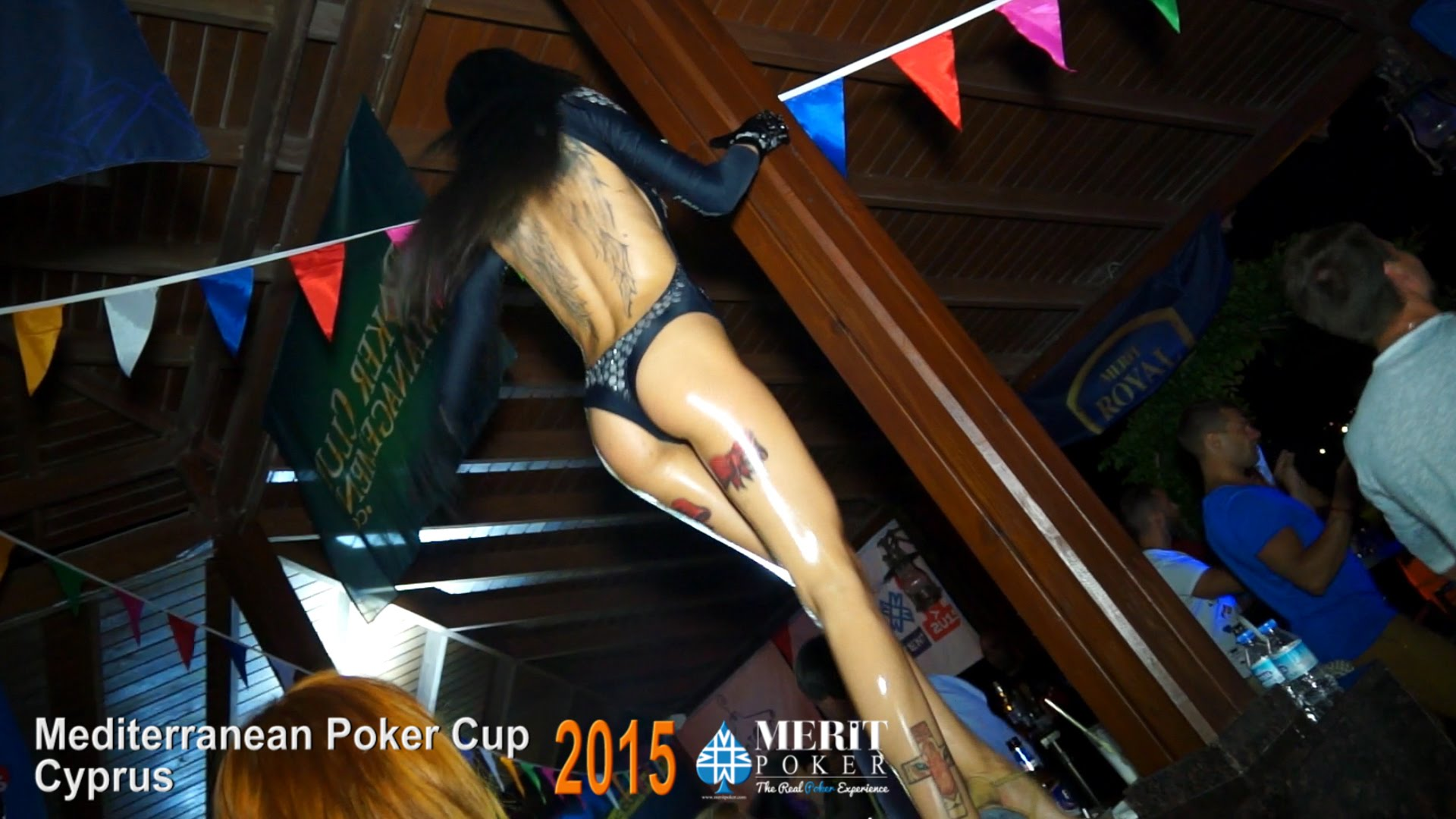 Mediterranean Poker Cup May 2015 «MAIN EVENT Day 1»