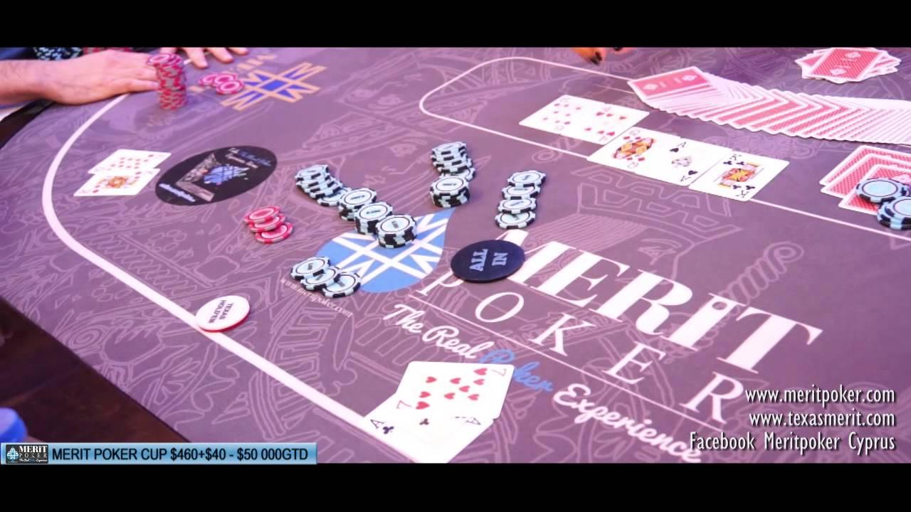 MERIT POKER «Final Day Merit Poker Cup»