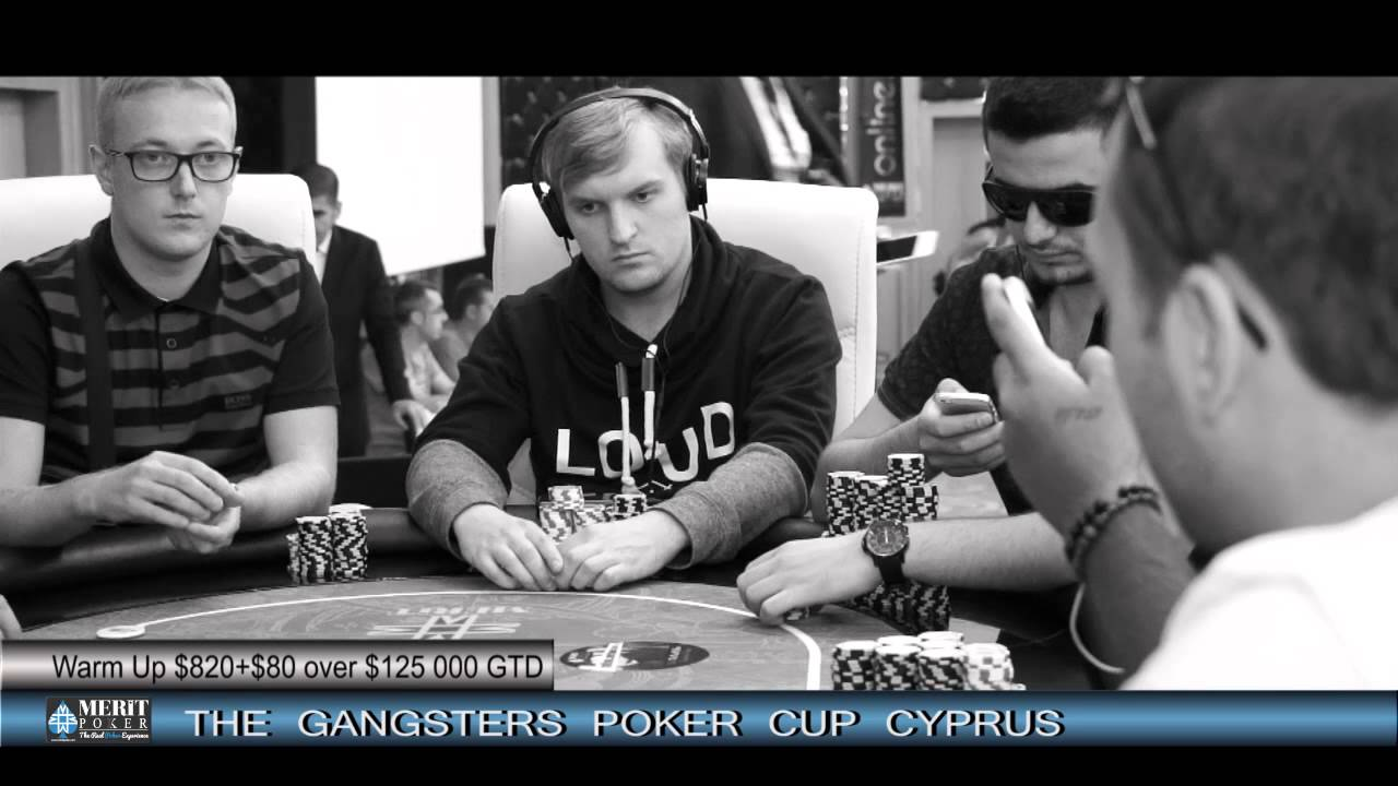 MERIT POKER The Gangsters Poker Cup «Warm Up»